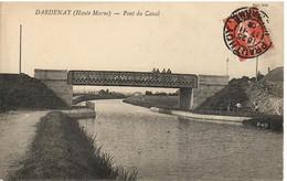 PENICHE       DARDENAY PONT DU CANAL - Arken