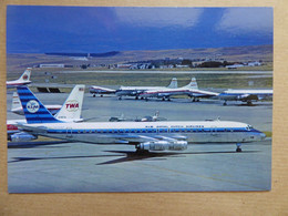 KLM  DC 8-53   YV-C-VIC   /  Collection Vilain N° 1432 - 1946-....: Modern Era
