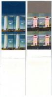 MPH-BK1-113 MINT PF/MNH ¤ ISLAND 2002 4x4w In Serie BOOKLET ¤ - VUURTORENS - PHARES - LEUCHTURME - LIGHTHOUSES- - Phares