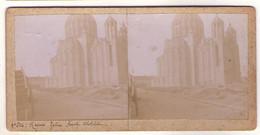 Stéréo 119, Marne, Reims, Eglise Sainte Clotilde - Stereoscopic