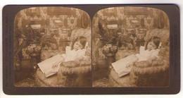 Stéréo 108, HC White CO 5252, Fallen Asleep, Just Like Papa - Stereoscopic