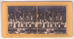 Stéréo 086, Opéra Comique Rip, Meilhac, Gille Et Farnie, SIP 2, La Poursuite, Chœurs Des Lanternes - Stereoscopic