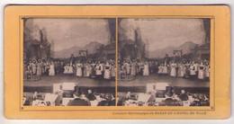 Stéréo 085, Opéra Comique Rip, Meilhac, Gille Et Farnie, SIP 1, Le Village De Kaatsill, Le Départ De Rip - Stereoscopic