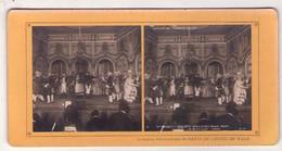 Stéréo 081, Opéra Comique La Fille Du Tambour-major, Offenbach, SIP 3, Une Fete Chez Le Duc Della Volta, Le Bataillon Ca - Stereoscopic