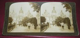 Stéréo 015, HC White CO 4795, The Gathedral Of The Acsension Of The Virgin, Pecherskoi Monastery, Kief, Russie (Kiev Ukr - Stereoscopic