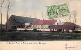 Belgique - Brasserie - Brouwerij - Saintes - Brasserie Du Château Demeure, Près De Rebecq-Rognon , Bierghes, Quenast - Tubize