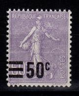 Semeuse YV 223 N** Cote 2,90 Euros - Neufs