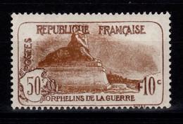 3eme Orphelins - YV 230 N* , Très Frais Cote 25 Euros - Neufs