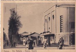 PADOVA- CINEMA IMPERO- CARTOLINA VIAGGIATA FG - 1941- - Padova (Padua)