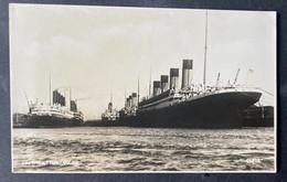 Southampton Docks/ Ships/ 1932 - Piroscafi