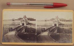 Stéréo 205, Blaye (33), Citadelle Vauban, Porte Royale, Bon état - Fotos Estereoscópicas