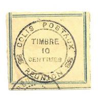 REUNION Timbre Pour COLIS-POSTAUX N°2 Oblitéré - Covers & Documents