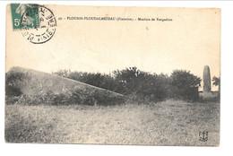 PLOURIN-PLOUDALMEZEAU (Finistère) - Menhirs De Kergadiou - Ploudalmézeau