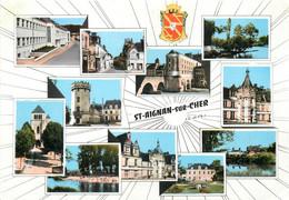 CPSM SAINT AIGNAN SUR CHER  41/783 - Saint Aignan