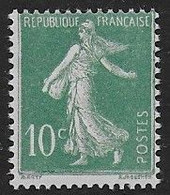 France . N° 188 B * *  -- Cote : 60 € - Ongebruikt
