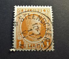 Belgie Belgique - 1922 -  OPB/COB  N° 190 -  1 C  - Obl.   STEENOCKERZEEL - 1922-1927 Houyoux