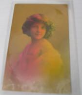 Carte Postale Serie GLC 3818/1 - GRETE REINWALD - Enfant Girl Fillette Fille Mädchen Child Kind Ca.1910 - Portraits