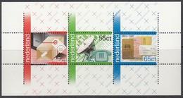 NIEDERLANDE Block 22, Postfrisch **, 100 Jahre PTT 1981 - Bloques