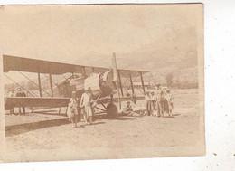 PHOTO AVION  AVIATION SALMSON - Aviación