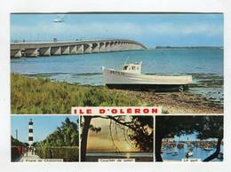 C.P °_ 17-Ile D'Oléron-Le Pont.Le Phare.Le Port-1983 - Ile D'Oléron