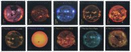 Etats-Unis / United States (Scott No.5598-07 - Sun Science) (o) Set VF / TB - Used Stamps