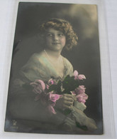 Carte Postale Serie RPH 2891/2- GRETE REINWALD - Enfant Girl Fillette Fille Mädchen Child Kind Ca.1910 - Portraits