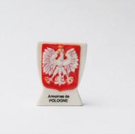 Fève Blason Armoiries De Pologne - V12 - Autres