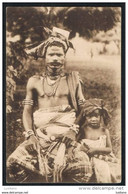 THE KING OF PORTUGUESE EAST TIMOR AND THE PRINCE - Tipos E Costumes - Um Regulo Royalty - East Timor