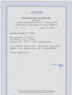 Bund, Michel Nr. 177-196 Postfrisch - Heuss Attest Schlegel BPP - Nuovi