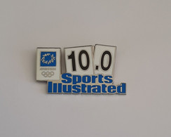 ATHENS 2004 OLYMPIC GAMES - Sports Illustrated Pin - Jeux Olympiques