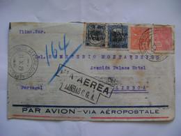 BRAZIL / BRASIL - LETTER SENT FROM PORTO ALEGRE TO LISBOA (PORTUGAL) VIA AEROPOSTALE IN 1929 IN THE STATE - Lettres & Documents