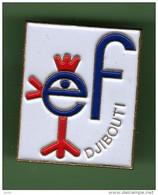 DJIBOUTI *** EF *** 0085 - Ciudades