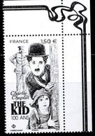 FRANCE - 2021 - The Kid  Charlie Chaplin  - ** - - Mint/Hinged