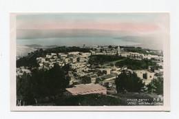 Israel : SAFED, SAFAD, TZFAT, With Lake Of Galilee - Israele