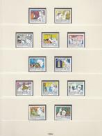 VATIKAN  Jahrgang 1984, Postfrisch **, Komplett Mi. 844-866 - Full Years
