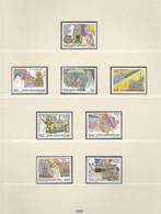 VATIKAN  Jahrgang 1986, Postfrisch **, Komplett Mi. 883-906 - Full Years