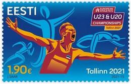 Estonia Estland Estonie 2021 (13) European Athletics U23 And U20 Championships Tallinn - Estonia