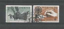 Sweden 1979 Europa Y.T. 1040/1041 (0) - Oblitérés