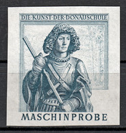 Probedruck Test Stamp Specimen Maschinprobe Staatsdruckerei Wien Mi. Nr. 1182 - Ensayos & Reimpresiones