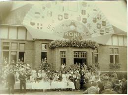 Grande Photo. Spa Monopole. Réception. Fête. Foto Charles Baton à Spa. - Places