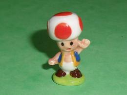 Fèves / Fève / Dessins Animés / Films / BD : Nintendo , Toad  2008 P 99 , Mario Bros     T85 - Tekenfilms