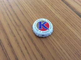 """Capsule De Bière *x """"K (Kronenbourg)"""" TF - Bier"""