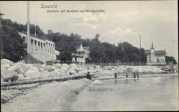 CPA Sassnitz Auf Rügen, Schöne Detailansicht - Autres