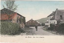 La Gleize - Les Trois Chemins - Edit. Lecoq-Peeters, Stavelot - Stoumont