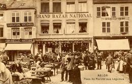 ARLON - Place Du Marché Aux Légumes - Arlon