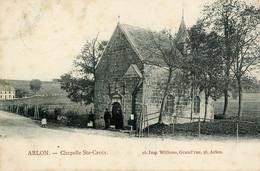ARLON - Chapelle Sainte Croix - Arlon