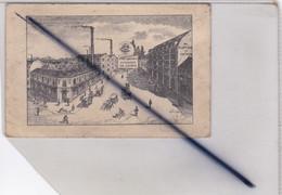 Etablissement Aux Planteur De Caïffa .Paris (14ém Arr.) Rue Joaniés, Maison Fondée Par Mr & Mme M.CAHEN - Collections
