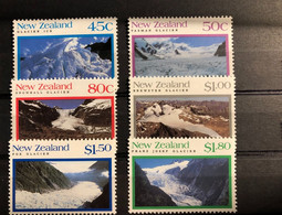 New Zeeland 1992 Glaciers *** - Neufs