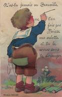 Carte Système 14 Deauville N'as Tu Jamais Vu Deauville Baisse Ma Culotte Et Tu Verras > 10 Vues De Deauville - Deauville