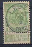 Nr   83 Met Stempel  Leuze - 1893-1907 Wapenschild